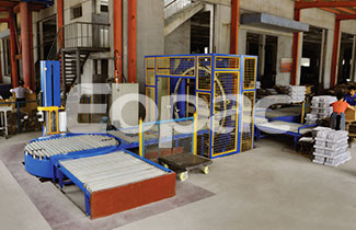 Glass Ware Packaging Line