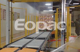 Beverage Industry End-of-line Packaging Solution
