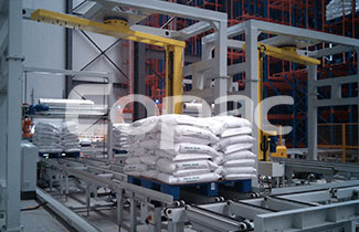 Chemical Products Packaging Line