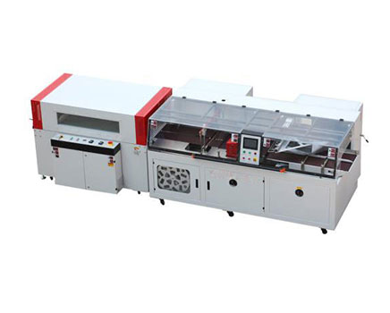 EH-3015CM+ST-5030LG Continous Motion Auto Sealer & Shrink Tunnel