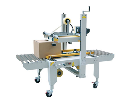 EFB5050 Top & Bottom Driven Case Sealer