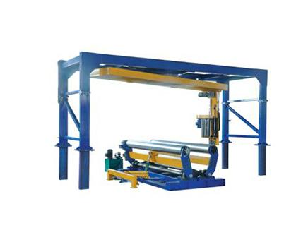 EARH400PPS –ATR (35 rpm) High Speed Online Stretch Wrapping Machine