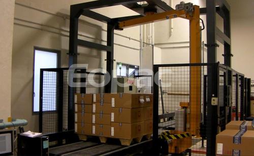 EAR400PPS –ATR Rotating Arm Stretch Wrapping Machine